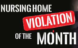 Violation of the Month for April, 2018